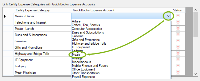 2014-12-15_11-53-42 Quickbooks Expense Report on debit credit, how do insurance, journey entry travel, description examples, reiumbursments go where, how record depreciation,