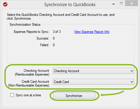 Using the QuickBooks Sync – Certify Help Center