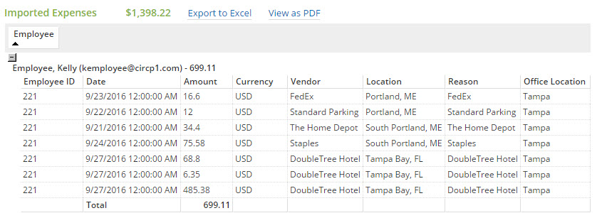 Expense Reports Pending Certify Help Center